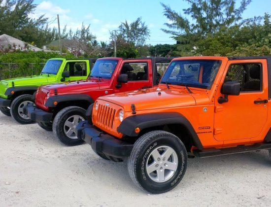 Rent A Buggy Car & Jeep Rental