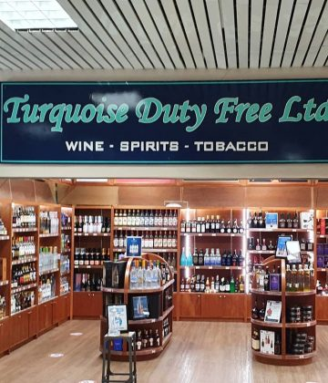 Turquoise Duty Free